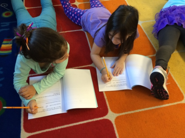 First, our scientists needed to write down their predictions for the experiment.