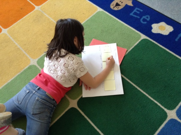 Alyssa is another hard-working writers.  Wow!