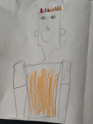 This is a character for a realistic fiction story.