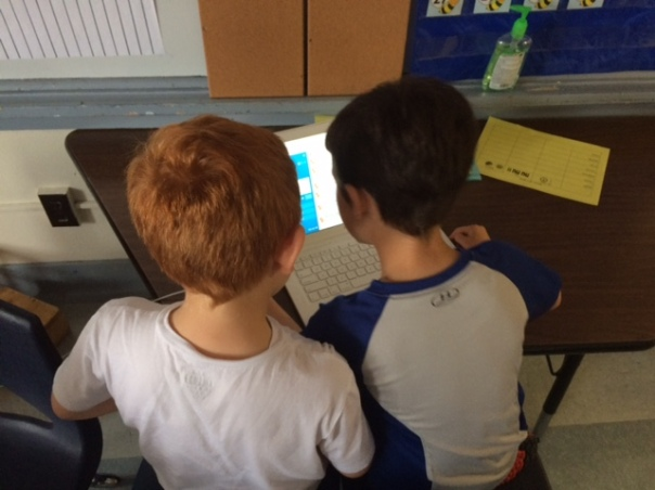 Tweeters, Jack and Harlow, worked to share information via our Twitter handle @im4thinking.