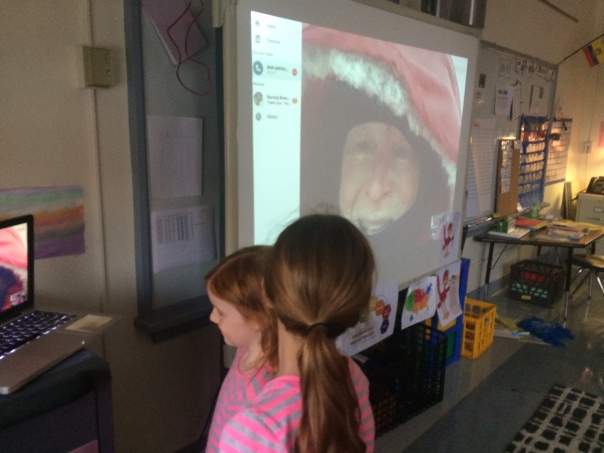 We met scientist, Jean Pennycook, on Skype.