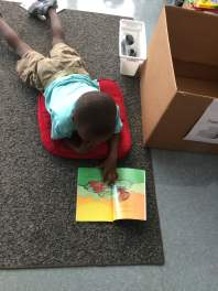 Check out this first grade reader!