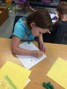 Word work - in action!